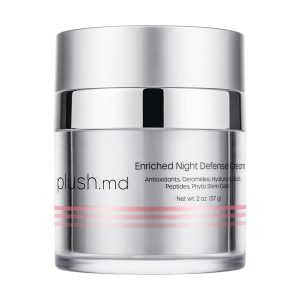 Plush.md Enriched Night Defense Cream