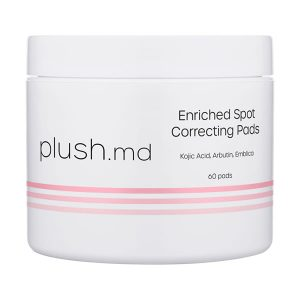 Plush.md Enriched Spot Correcting Pads